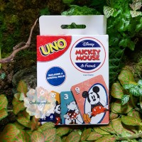 UNO Mickey Mouse and Friends Card Game