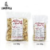 Kacang Kenari Panggang Original (Giant Kenari Nut Roasted) 500g