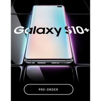 Samsung Galaxy S10+ / S10 plus SEIN GARANSI RESMI 1 TAHUN - 8GB/512GB