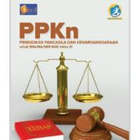 ppkn kls XI wajib grafindo