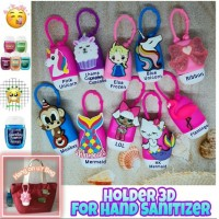 New Cartoon Holder for Pocketbac BBW/Holder Hand Sanitizer 29ml