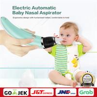 Kid Baby baby Nasal Aspirator Electric Nose Cleaner Newborn baby sucke - Hijau Muda