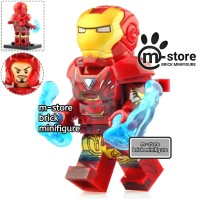 lego the avengers 2012 iron man ironman mark 6 minifigure