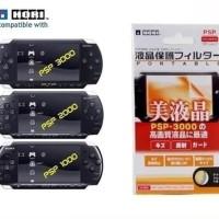 ANTIGORES PSP 1000 2000 3000 SCREENGUARD PROTECTOR