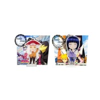 Gantungan Kunci Anime Naruto Couple