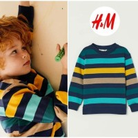 H&M Sweater Anak Branded Ori