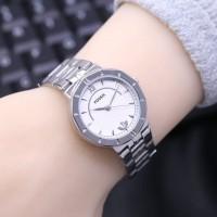 jam tangan wanita rantai segi dropship
