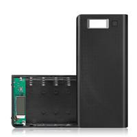 DIY POWER BANK CASE Baterai 8 x 18650 charge