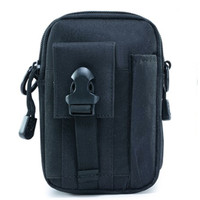 Tas Gadget pinggang Dompet Sarung Hp Army dengan Tali Strap Bahu