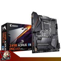 Motherboard Gigabyte Z490 Aorus Pro AX LGA 1200 Comet Lake