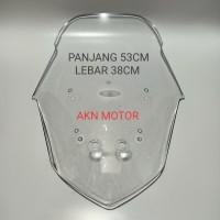 windshield visor kaca Windshield yamaha n max model n max