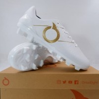 Sepatu Bola Ortuseight Sabre FG Off White Gold 11010193 Original BNIB