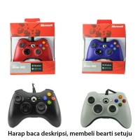 controller joystick gamepad stik stick XBOX 360 XBOX360 wired PC USB