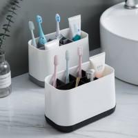 Tempat sikat gigi odol peralatan mandi serbaguna