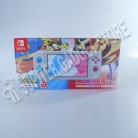 Console Nintendo Switch Lite Pokemon - Zacian and Zamazenta Edition