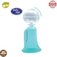 Baby Safe Breast Pump Cone Pompa Asi Karet Manual Plastik BPA FREE