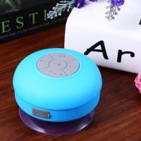 JUAL Speaker Bluetooth Waterproof Anti Air BTS 06 Wireless Bulat Push
