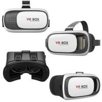 KACA MATA GAME VIDEO GRAPHIC VR BOX 3D Glasses Gratis Controller