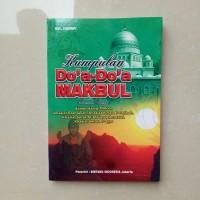 Buku Kumpulan Doa - Do'a Makbul - Ust Hanafi