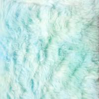 Dream World Fur Cover Mixed Notebook B6 / Buku Tulis B6 / Buku B6