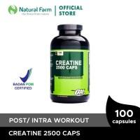 Optimum Creatin 2500 Caps - 100'S