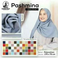 Kerudung Pashmina SAUDIA By UMAMA