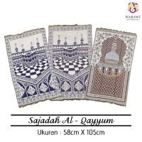 Sajadah Turki Traveling Ringan Al Qayyum Murah Oleh Oleh Haji Umroh