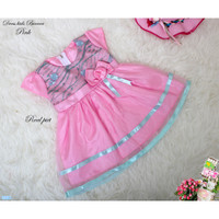 Baju Anak Balita perempuan / Dress Anak Murah-dress kids dahlia