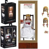 Annabelle The Conjuring Horror Action Figure NECA Original
