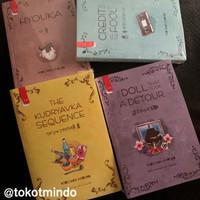 Paket 4 buku : HYOUKA 1-4 (Yonezawa Honobu)