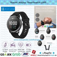 Xiaomi Haylou Solar Smartwatch LS05 TFT Touch Screen IP68 Waterproof