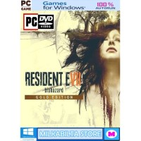 Resident Evil 7 Biohazard Gold Edition Game PC - 9 DVD