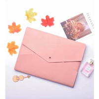 Tas Laptop Softcase Macbook Sleeve Envelope PU Leather 13 inch
