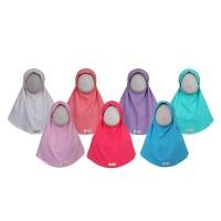 Hijab Bayi Anak / I Am Cotton Hijab Bayi Instan Polos