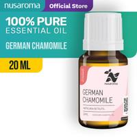 Nusaroma German Chamomile Essential Oil - 20 ML