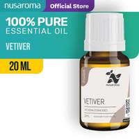 Nusaroma Vetiver Essential Oil - 20 ML