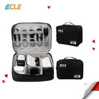 ECLE Storage Bag Tas Aksesoris Gadget Portable Waterproof Multifungsi