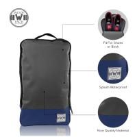 Woof Pack Basic Tas Ransel Pria Polyester Tpack-Xmi 1.0 Grey Blue