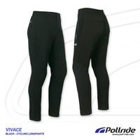 Celana Panjang Sepeda MTB XC Merk POLLRIDE VIVACE black