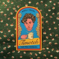 Timoteh - Vinyl Sticker
