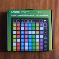 Novation Launchpad Mini Mk3 MIDI Grid Controller for Ableton Live