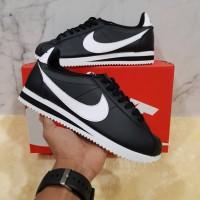 Sepatu Nike Cortez Black White Kualitas Ori