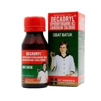 Decadryl Ekspektoran Sirup Obat Batuk 60ml
