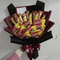 Buket Snack / Snack Bouquet / Buket Coklat