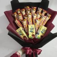 Buket Snack / Buket Coklat / Bouquet Snack