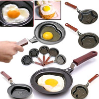 Teflon Mini/Frying Pan Mini Karakter
