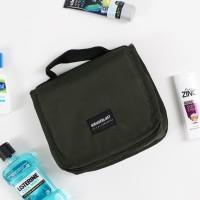 Wanderlust | Toiletries Tas Kosmetik Tas Makeup Whitestone Olive