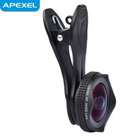 Lensa HP APEXEL Professional 4K Super Wide lens CPL 16mm HD