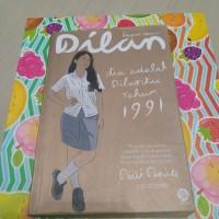 Novel Dilan dia adalah Dilanku tahun 1991