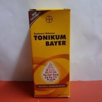Tonikum Bayer Suplemen Makanan 100 ml /Multivitamin Rasa Tutti Fruitti